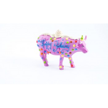 Cow parade Happy Birthday