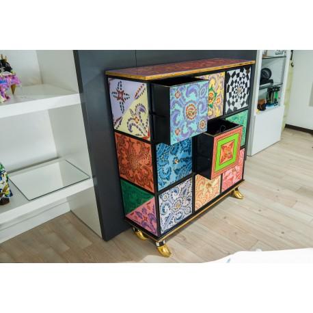 Cassettiera Drag Cabinet L Tom's Drag
