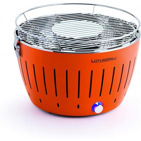 Barbecue LotusGrill formato S arancio