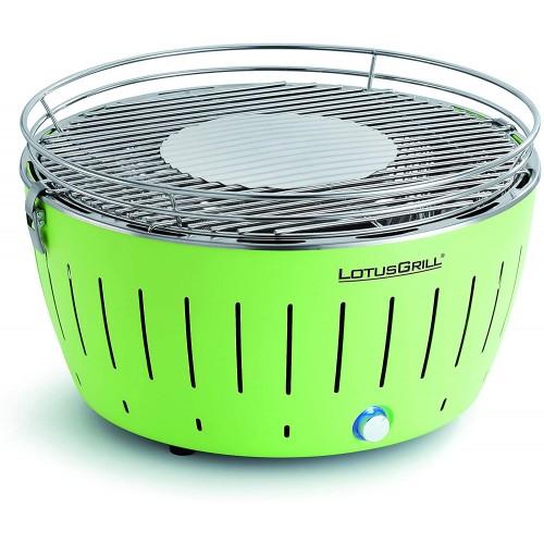 Barbecue LotusGrill formato XL green