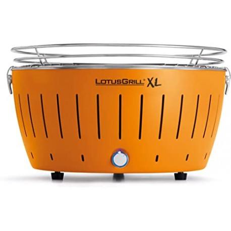 Barbecue LotusGrill formato XL arancio