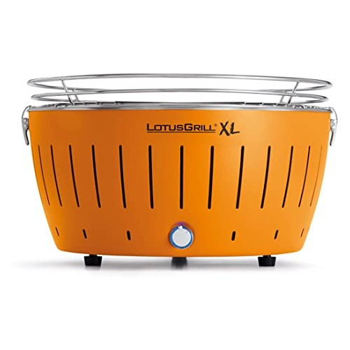Barbecue LotusGrill formato XL arancio