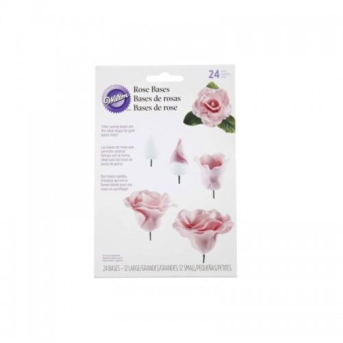 Basi per rosa Decora