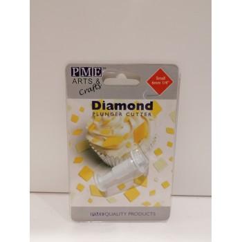 Taglia pasta da zucchero a forma di diamante