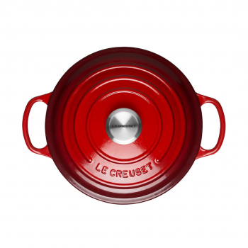 Cocotte in ghisa 22 cm CILIEGIA Le Creuset