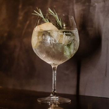 Set calici Gin Tonic Simple Day