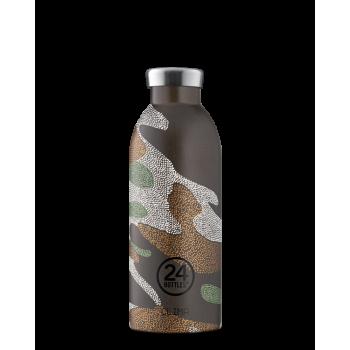 Borraccia 24 bottles Clima 500ml Camo Zone