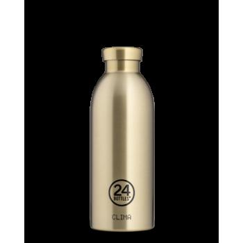 Borraccia 24 bottles Clima 500ml Prosecco Gold