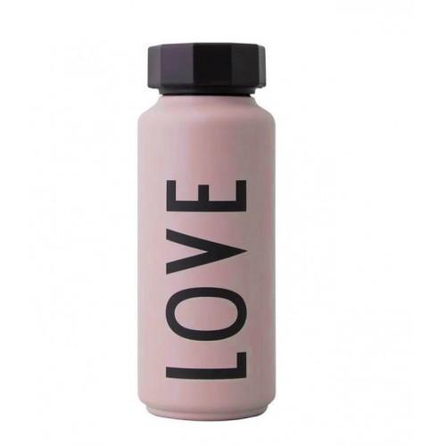 Borraccia termica Love 500ml Design Letters
