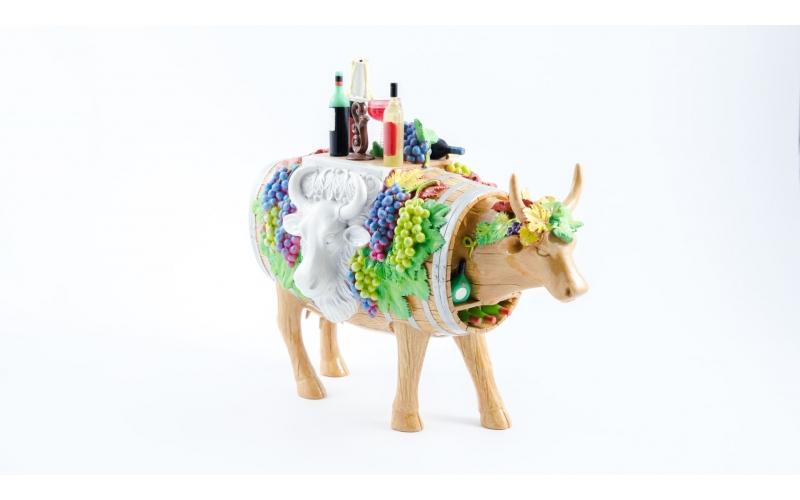 Mucca in vino veritas