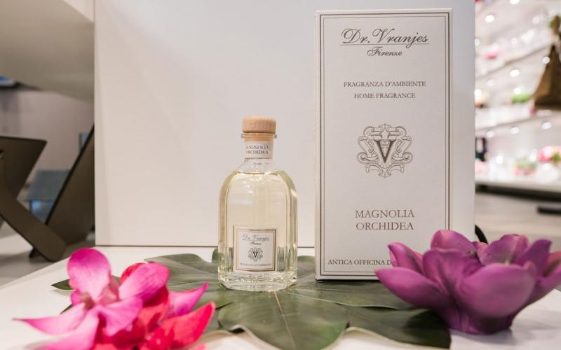 Dr. Vranjes Magnolia - Orchidea 100 ml con baboo